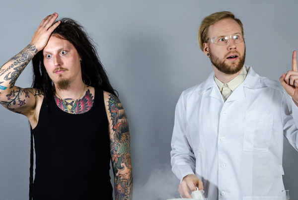 Rock & Science duo